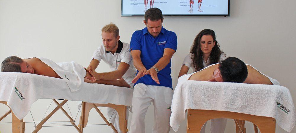 Diventare Docente del Massaggio