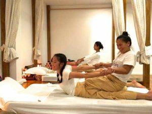 Corso massaggio thai Aosta