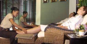 Corso massaggio thai Pisa