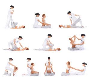 Corso massaggio thai Pordenone