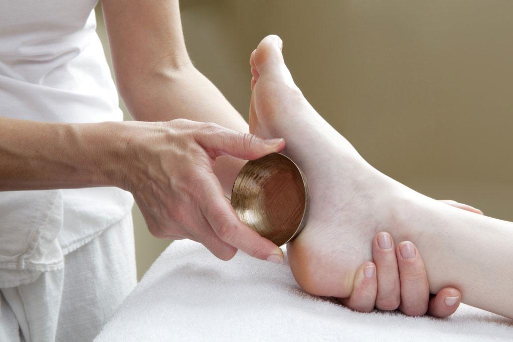 Corso di Massaggio del Piede Padabhyangam